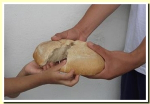 Echa tu pan sobre las aguas  Eclesiastés 11:1